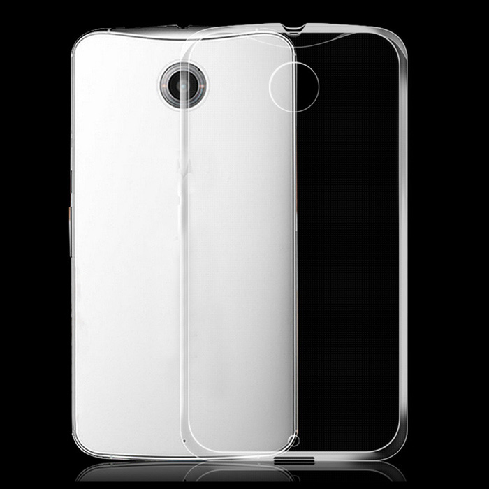 Ultra-thin TPU Back Case for Motorola Google Nexus 6 - TransparentTPU Cases<br>Form ColorTransparentModelN/AMaterialTPUQuantity1 DX.PCM.Model.AttributeModel.UnitShade Of ColorTransparentCompatible ModelsMotorola Nexus 6Packing List1 x Case<br>