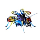 DIY 3D Puzzle Insect Bee Toy – Red + Blue + Yellow