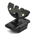 Jtron Universal Car Air Vent Mount Holder w/ Clip - Black