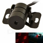 Car Heart Shape Red Light Laser Fog Lamp / Anti Collision Laser Warning Light