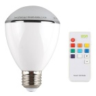 E27 6W Dimmable Smart LED Bulb Remote Control Light (AC 100~240V)
