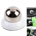 "360 Degree Rotation Multi-functional Holder for Phones / GPS w/ Less than 7"" Screen - White + Silver"