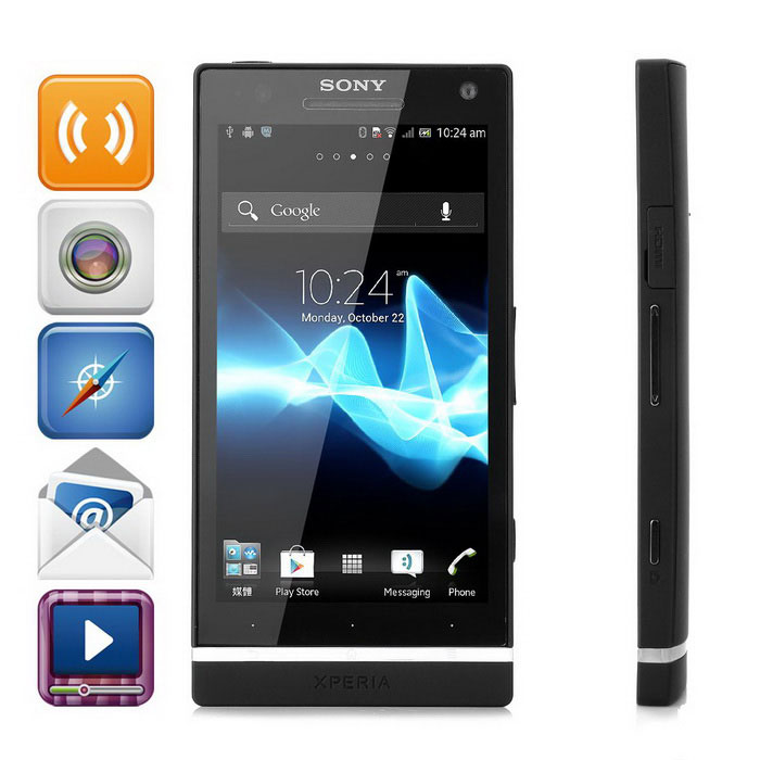 Sony LT26ii Xperia SL Android