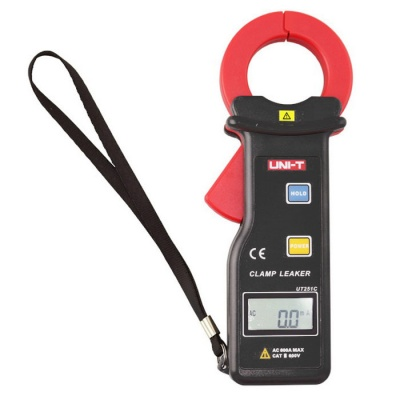 UNI-T UT251C High Sensitivity Leakage Current Clamp Meter