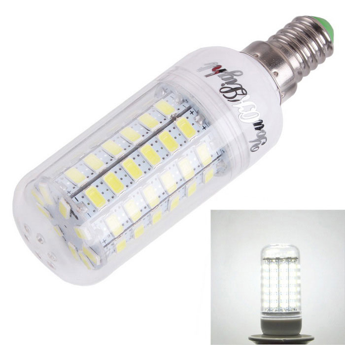 YouOKLight E14 18W LED Corn Bulb Lamp Cold White 69-SMD 1780lm (110V)