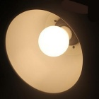 YouOKLight E27 5W LED Bulb Lamp Warm White 3000K 480lm 10-SMD Ceramic