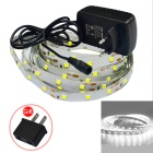 JIAWEN 7W LED Strip Lamp White Light 6000-6500K 56-600lm 60-3528SMD (DC 12V /100cm)