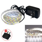 JIAWEN 32W LED Strip Lamp White Light 6000~6500K 1600~1800lm 150-5050SMD (DC 12V / 2.5m)