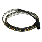 JIAWEN 5W LED Strip Lamp Cold White Light 800lm 60-SMD LED (12V / 1m)