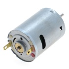 HJ High Speed Brush Motor for Vehicles & Remote Control Toys - Silver