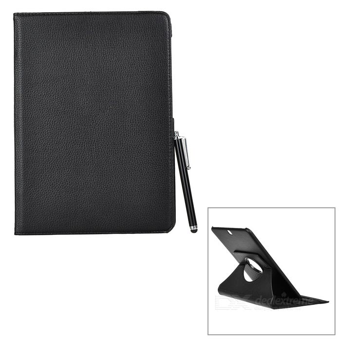 Protective Case w/ Touch Pen for Samsung Galaxy Tab S2 9.7 - Black