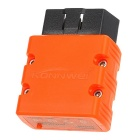 KONNWEI KW902 ELM327 Bluetooth Car OBDII Fault Code Reader Scanner Diagnostic Tool - Orange