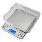 Prointxp PTPT2-2000 Pocket Scale with Large Platform (2000g / 0.1g)