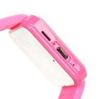 "M8 1.48"" Screen Smart Watch w/ Bluetooth, Pedometer, Alarm Clock -Pink"