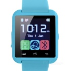 "U8 Wearable 1.48"" Touch Screen Smart Watch w/ Bluetooth / Pedometer / Anti-Lost / Alarm Clock - Blue"