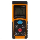CPTCAM cp-60p 60m Mini Portable Laser Range Finder / Distance Measuring Meter - Orange (2 x AAA)