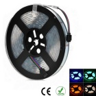 Casing 5M SMD-5050 RGB Waterproof 300-LED Lights with 20-key Controller (UK Plug / 12V)