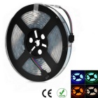 Casing 5M SMD 5050 RGB Waterproof 300-LED Light Strip with 20-key Controller (12V EU Plug)