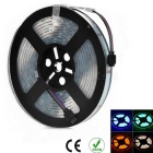 Casing 5M SMD 5050 RGB Waterproof 300-LED Strip Lights with 20-key Controller (12V US Plug)