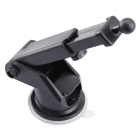 Universal Car Mount Holder w/ Suction Cup for Cellphone / GPS - Black