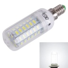 YouOKLight E14 15W LED Corn Light Bulb White Light 6000K 1480lm 56-SMD 5730 (110V)