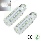 E27 8W LED Corn Lights White 6500K 1500lm 42-SMD 5630 (AC 220~240V / 2PCS)