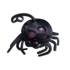 Horror Spider Style Stress Relieving Toy - Black + Red