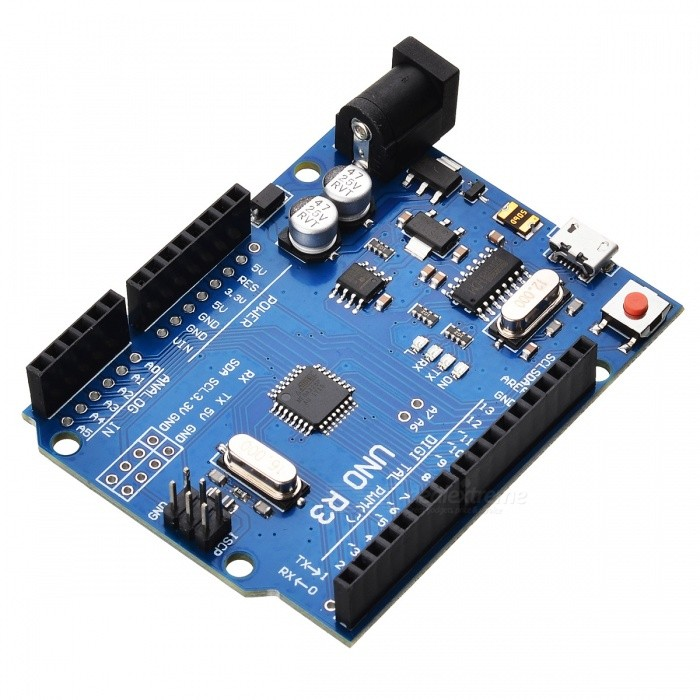 Uno r micro usb socket atmega p board for arduino