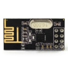 NRF24L01+ 2.4GHz Enhanced Wireless Modules - Black (4PCS)