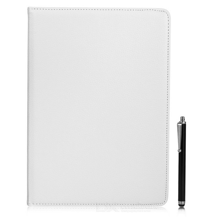 Protective Case w/ Touch Pen for Samsung Galaxy Tab S2 9.7 - White