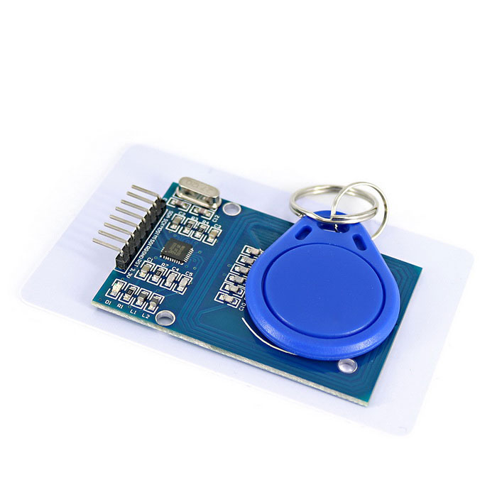 Nfc rfid rc rf ic card reader module w s