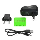 X5A-A 1-to-5 Charger + TOL Adapter + Charge Adapter + Data Cable Set