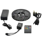 JRLED Waterproof LED Light Strip RGB 300-SMD w/ Music Controller (5m)