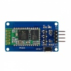 Wireless Serial Bluetooth Transceiver Master-Slave Module Compatible with 3.3V / 5V for Arduino