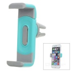 Universal Portable Rotary Car Outlet Mount Holder for Cellphones - Blue