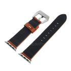 Italian Leather Watchband w/ Screwdriver for Apple Watch 42mm - Brown