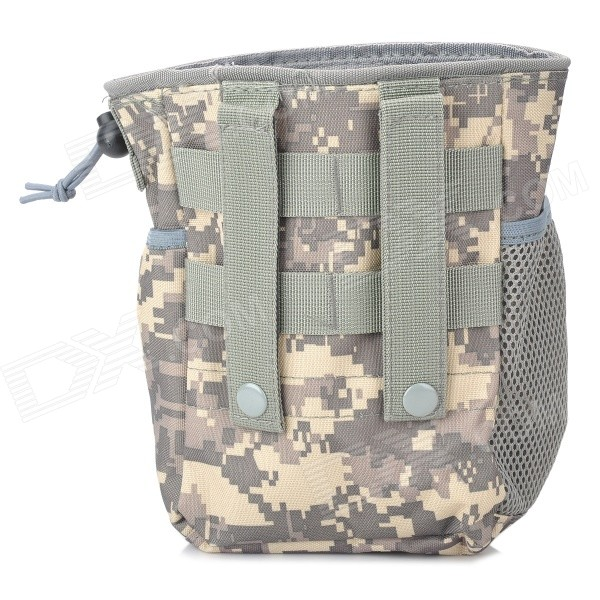 Camouflage Ditty Bag - Color Assorted