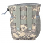 Camouflage Ditty Bag - farbig sortiert