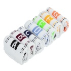 Masculina Character Socks Impresso - White ( 7 Pairs )