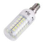 Youoklight E14 18W 69-SMD 1800lm luz branca morna bulbo do milho do diodo emissor de luz (4PCS)