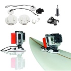 Surfboard Mounts + Connection Box Camera Accessories for GoPro Hero