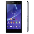 "Sony Xperia C3 (S55U) 5.5"" Quad-Core Android 4.4 WCDMA Bar Phone w/ 8GB ROM - Black (EU Plug)"