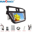 "Rungrace 8"" Android 4.2 Car DVD Player w/ DVB-T for 2015 Hyundai I20"
