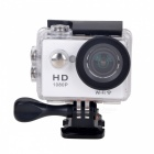 W9s 1080P Wi-Fi Waterproof 12MP Sports Camera w/ 2