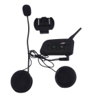 Vnetphone V6-1200-1-E Motorcycle Helmet Bluetooth Intercom Interphone