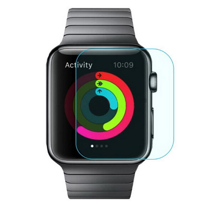 ASLING 0.26mm Tempered Glass Film for APPLE IWatch 38mm - Transparent