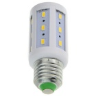 E27 5W LED Corn Bulb Warm White 600lm 3000K 24-SMD 5630