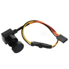 "1/3"" CMOS 5.0MP 700TVL 3.6mm lens FPV mini CCTV-camera - zwart (PAL)"