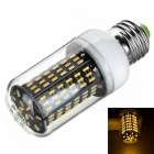 E27 6.7W LED Bulb Lamp Warm White Light 3200K 1000 lm 138- SMD 4014 (AC 220 ~ 240V )