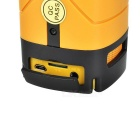 EARSON ER-163Wireless BT V4.0 Speaker w/ Mic, Micro USB, TF - Yellow